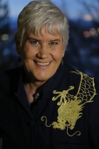 Kimberly Burnham Dragon Jacket